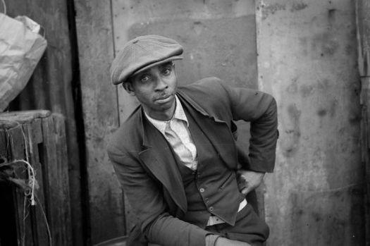 1940s southside chicago edwin rosskam