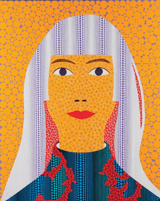Famous Self-Portraits Art History Keith Haring Yayoi Kusama Famous Self Portraits