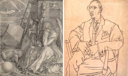 Line Art a Look at the History of a Visual Arts from Line Drawing to Op Art