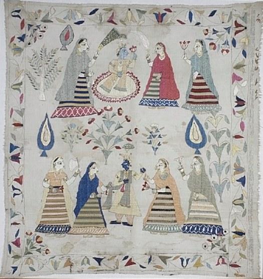 Textile Art History