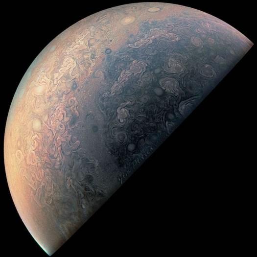 Jupiter Junocam