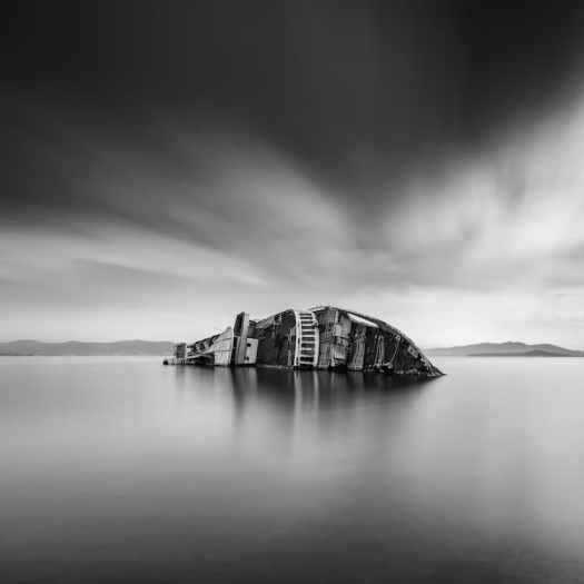George Digalakis black and white landscape photography