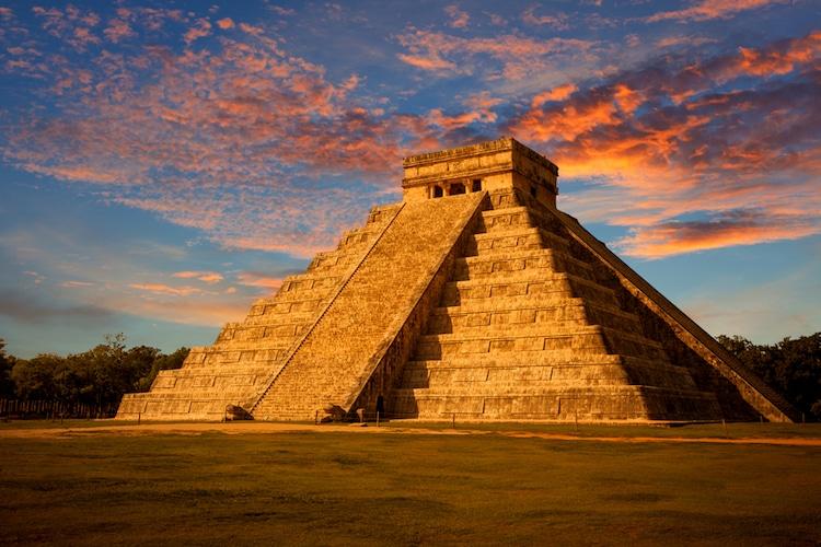 chichen itza mayan architecture