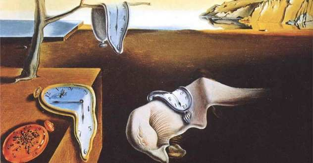 The History of 'The Persistence of Memory' by Salvador Dali