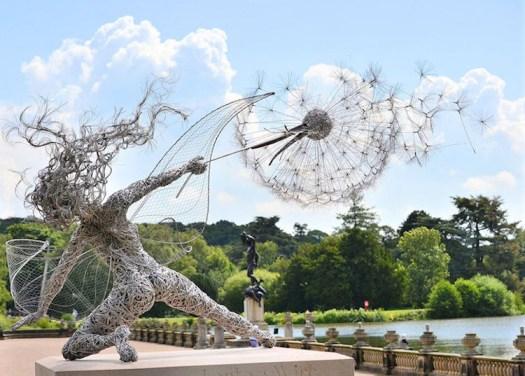Wire Sculpture Wire Art Wire Figures