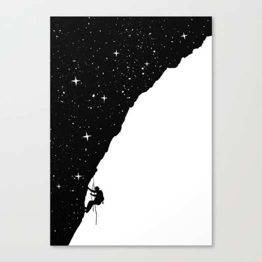 Negative Space Drawing Balazs Solti