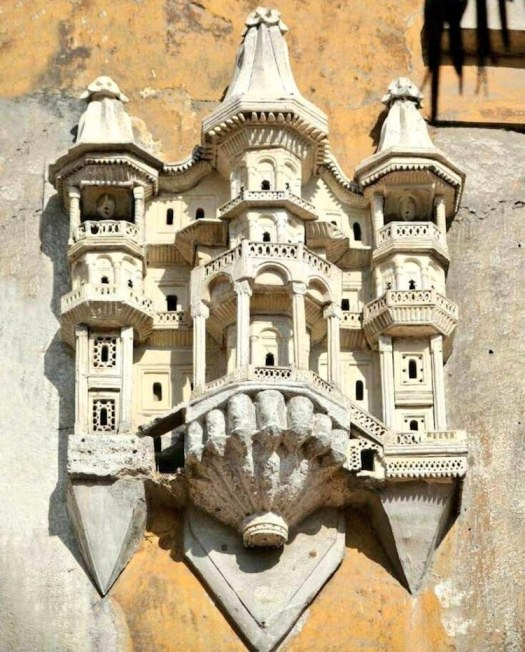 Ottoman Architecture Birdhouse Designs