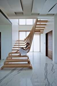 25+ Examples of Modern Stair Design That are a Step Above ...