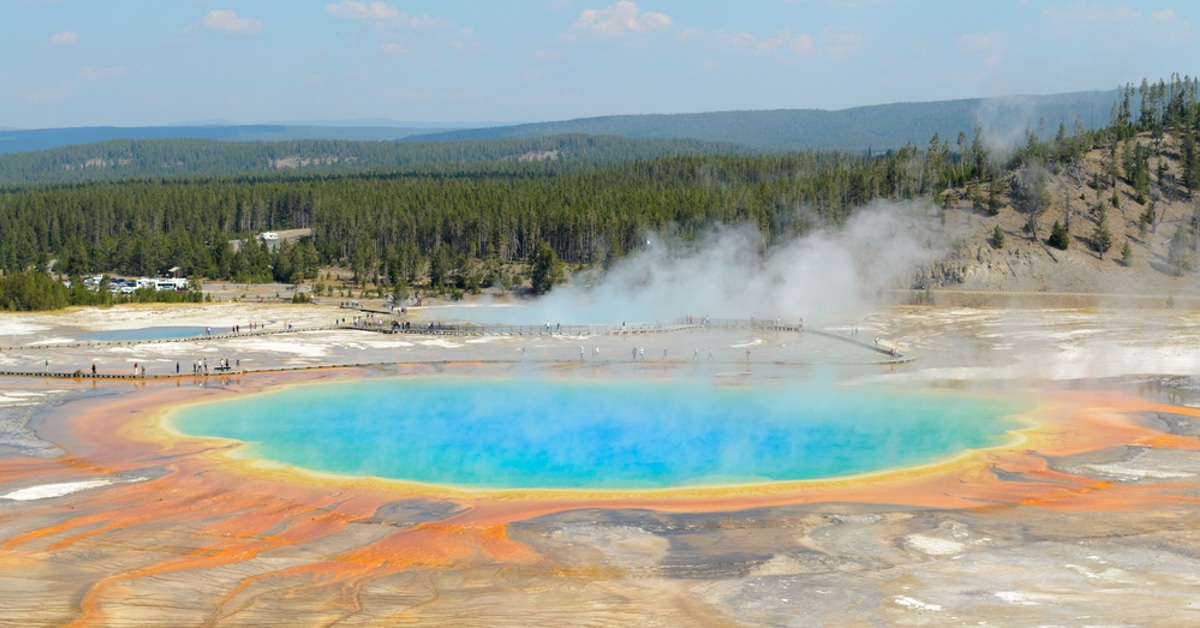 NASA Want To Drill Into Yellowstone Supervolcano To Save Earth