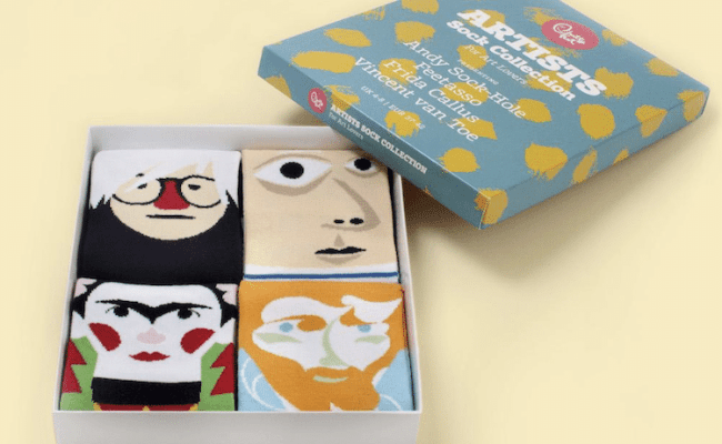 25 Totally Fun And Creative Gifts For Artists In Your Life