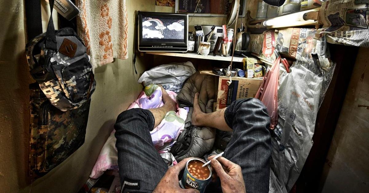 Inside Hong Kongs Housing Crisis Via Shocking Images of
