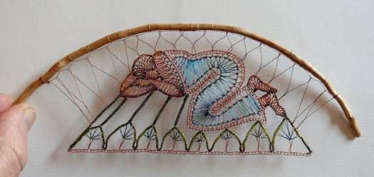 Lace Art by Ágnes Herczeg