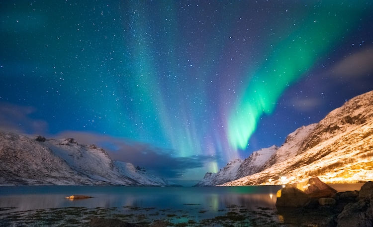 How Often Are Northern Lights Visible Iceland