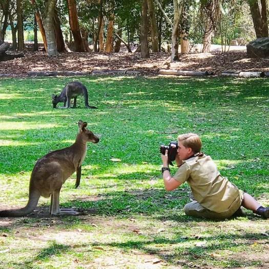 Robert Irwin Wildlife Photographer