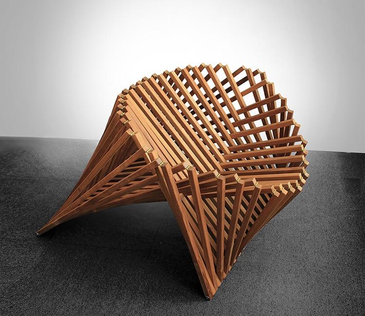 Robert van Embricqs Creates Rising Furniture Inspired by
