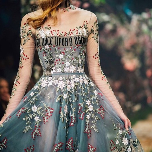 Disney Fairytale Dresses by Paolo Sebastian