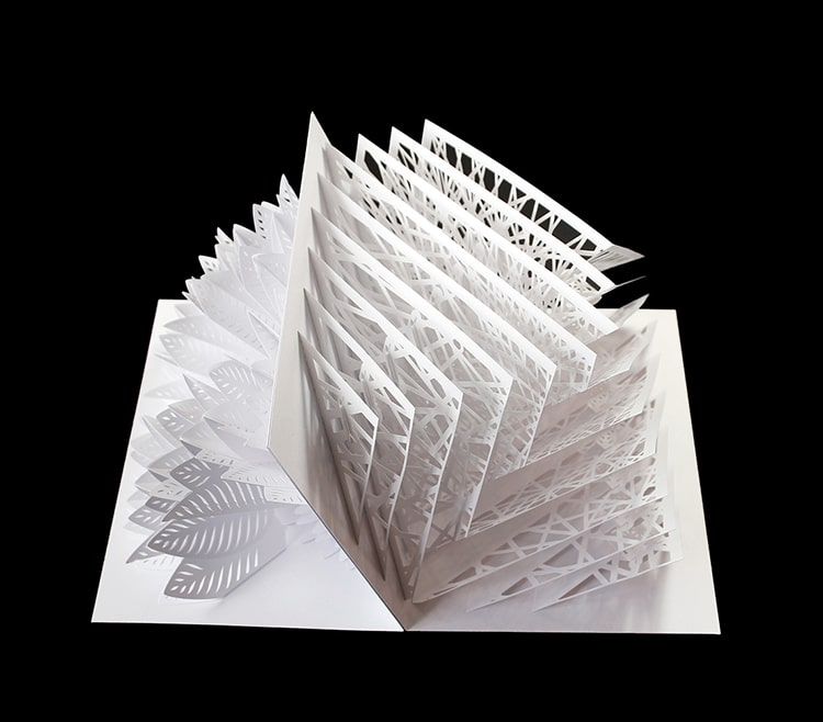 Paper Engineer Creates Magnificent Pop Up Cards