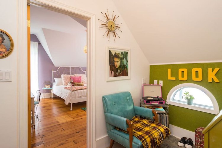 West Anderson Style Themed Airbnb is a Homage to Quirky Films