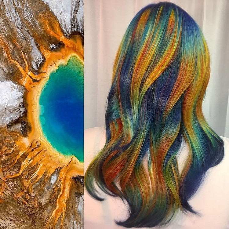 colorist continues to create