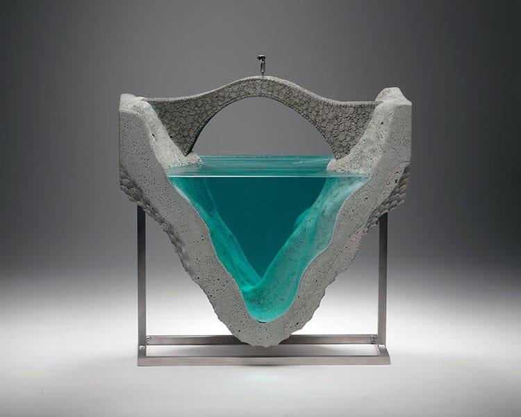Handmade Glass Sculptures Capture the Beauty of the Ocean