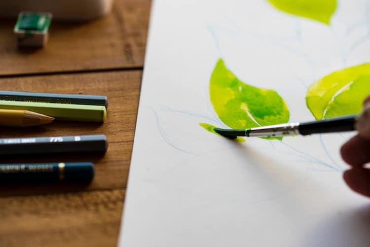 13 free painting tutorials