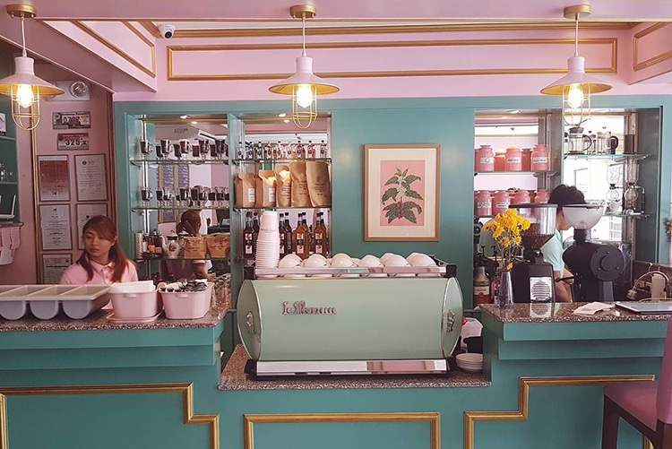 Food Shop Interior Design