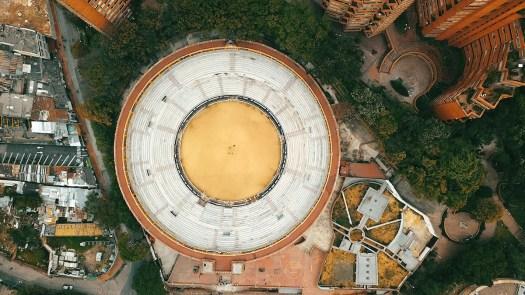 Bogota Architecture Drone Photos