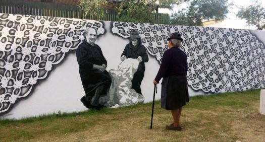Nespoon polish street artist