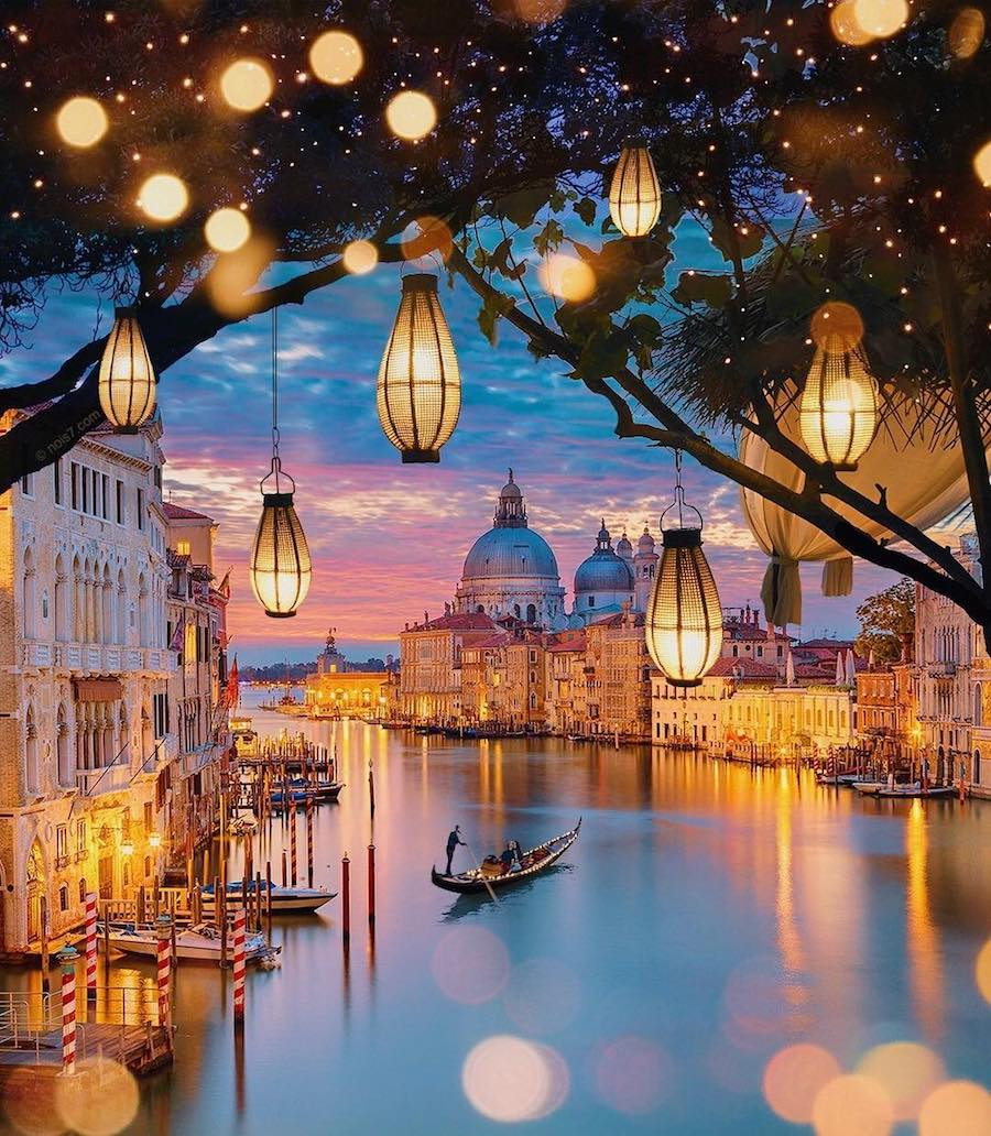 Venice Italy Beautiful Places