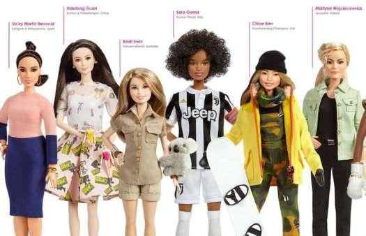 International Women's Day Barbie