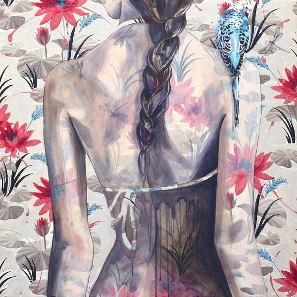 Modern Feminist Art Paintings