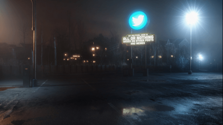 Social Media Art Digital Artist Antisocial Mike Campau Photography