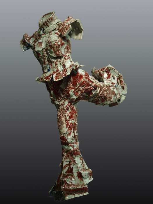 Wearable Art by Li Xiaofeng