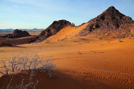 Nefud Desert Saudi Arabia