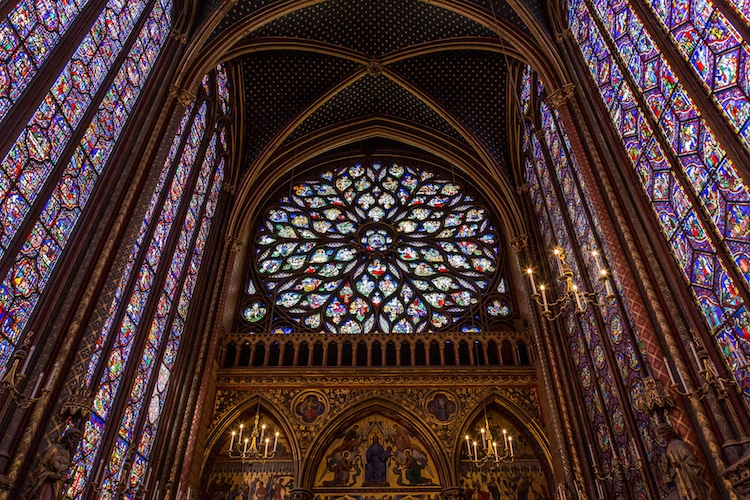 Famous Stained Glass Windows