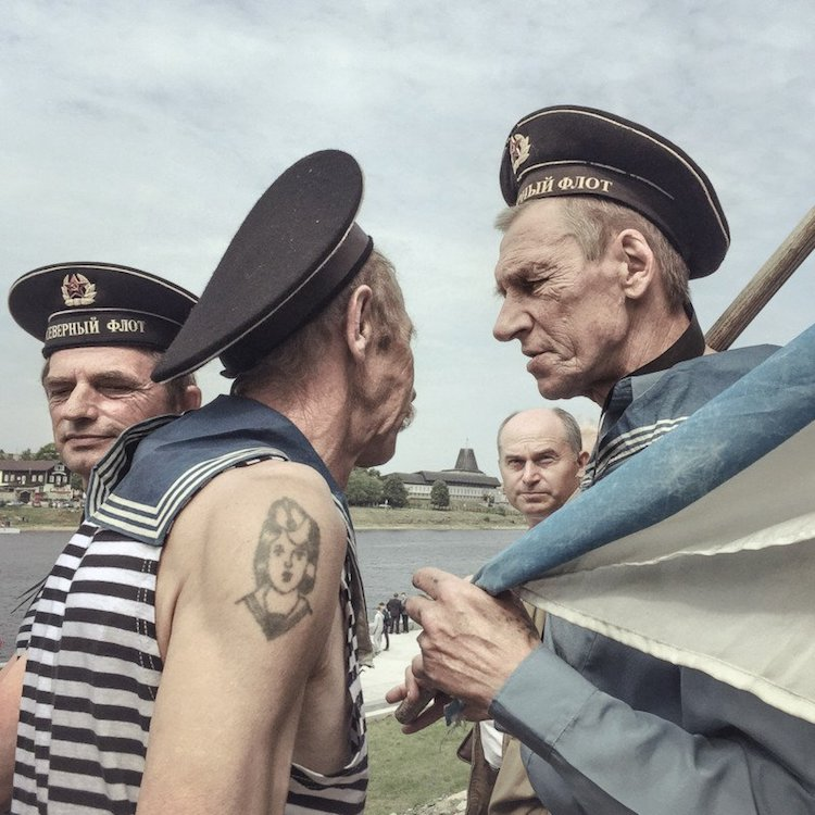 Dmitry Markov iPhone Photography