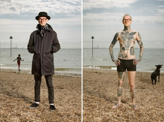 Covered by Alan Powdrill - Tattoo Photography