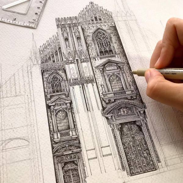Detailed Architectural Drawings