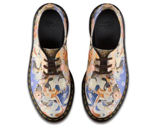 Dr. Martens - 'Eastern Art' Shoe