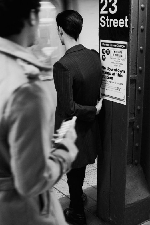Photos of New York by Luc Kordas