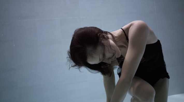 Underwater Dance by Julie Gautier