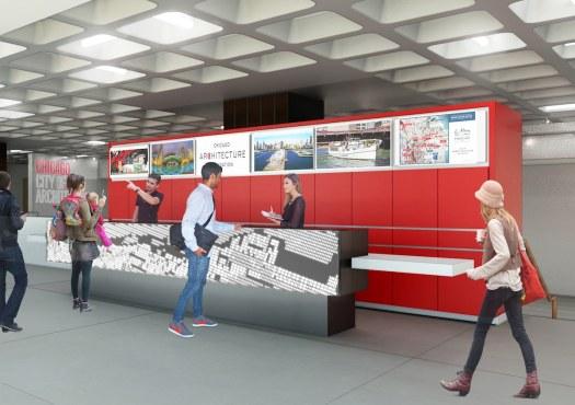 New Chicago Architecture Center