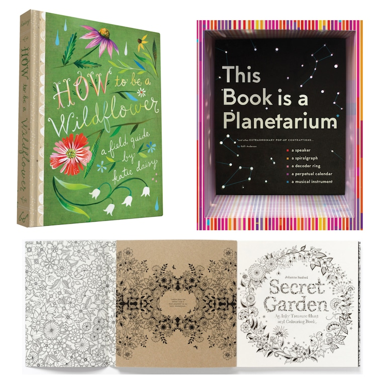 activity books for adults