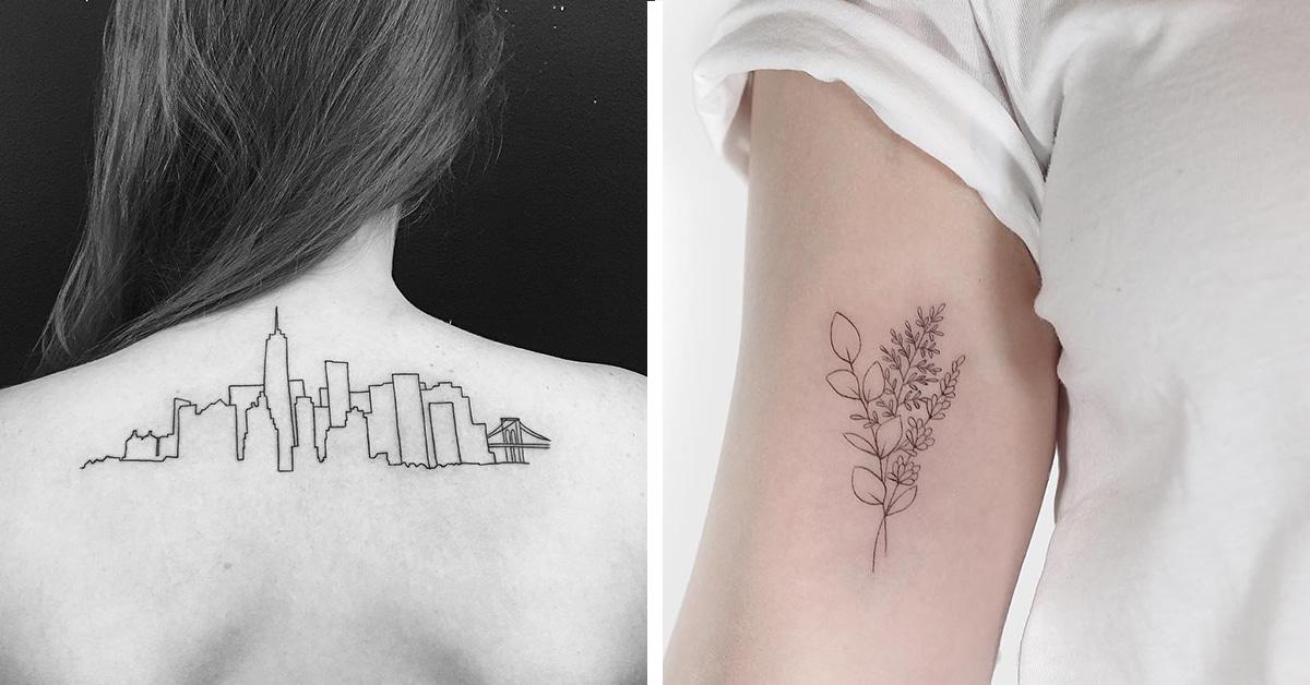 30 minimalist tattoo ideas