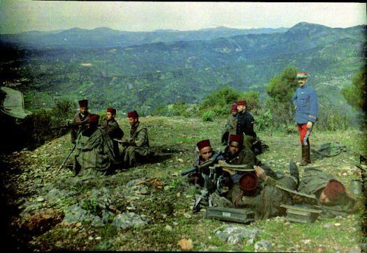 World War I in Tunisia