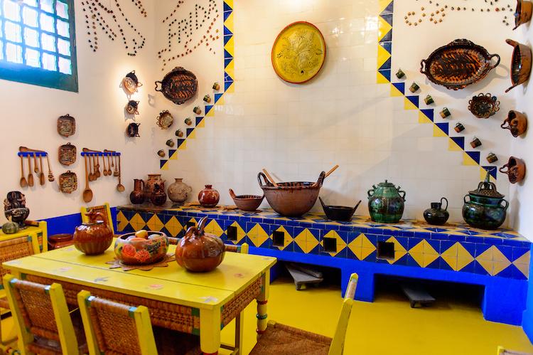 How La Casa Azul Frida Kahlos Blue House Became The