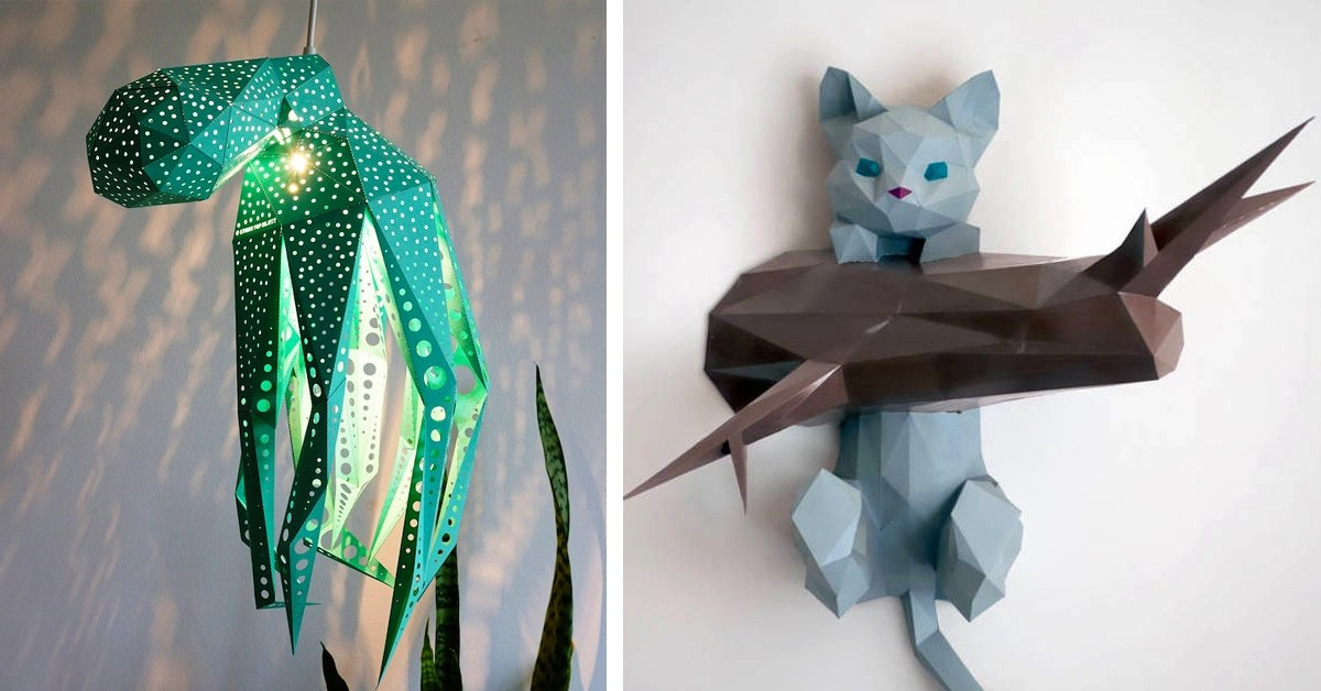 15 Origami Diy Kits To Help You Master The Ancient Art Of