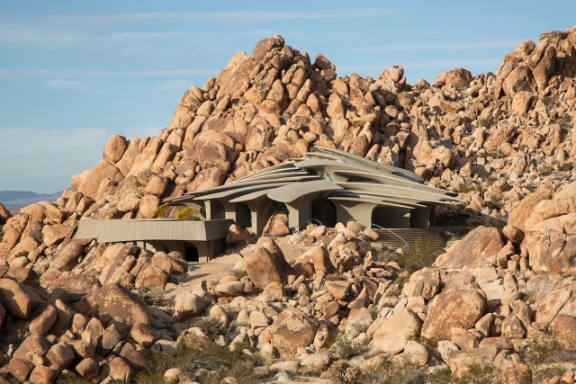 Kendrick Bangs Kellogg - High Desert House