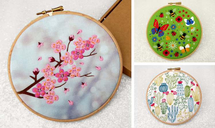 all inclusive nature embroidery