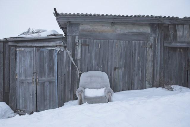 Yar-Sale in Northern Siberia